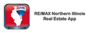 REMAX Northern Illinois Property Search Smart device app widget