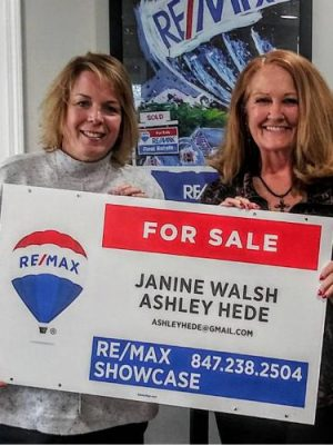 Walsh/Hede Team<br>Janine Walsh photo