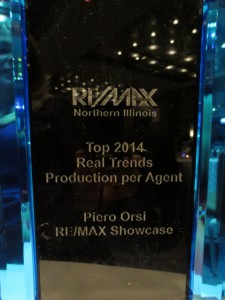 Production Per Agent Award s