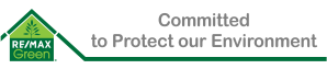 REMAX Committed to protect our environment
